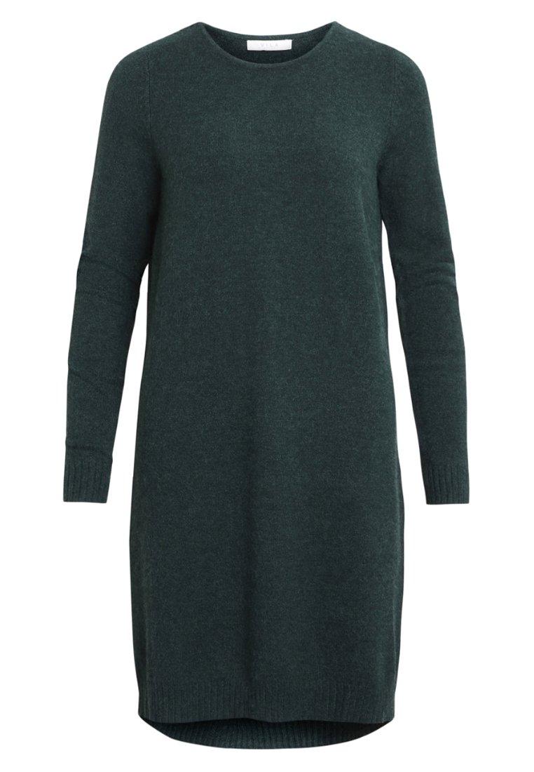 Billiga Stickade klänningar från Vila för Kvinna på Rea