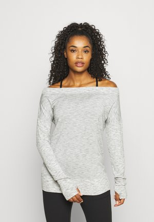 STUDIO BARRE - Sweatshirt - marl grey heather