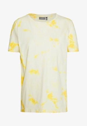 BYSAIRA - T-shirt con stampa - cornsilk