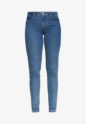 COMO WILO - Jeans Skinny Fit - blue denim