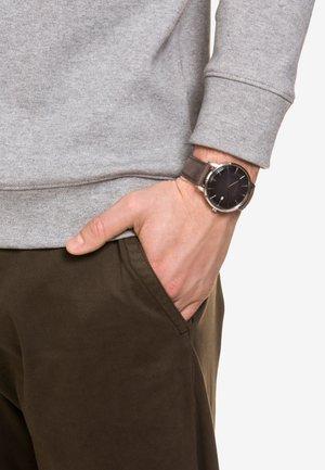 HERRENUHR - Watch - brown