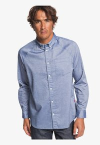 Quiksilver - LONG SLEEVED - Overhemd - blue indigo - 0