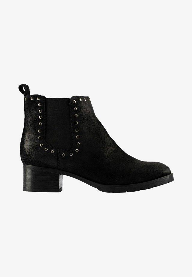 MILA - Korte laarzen - black