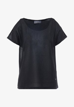 KAY TEE - Print T-shirt - black