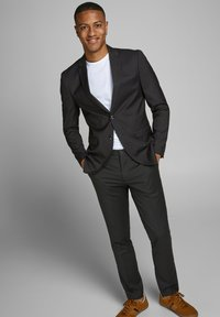 Jack & Jones PREMIUM - Blazer jacket - black - 1