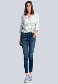 Alba Moda - Slim fit jeans - blau - 1