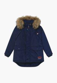 Lemon Beret - SMALL BOYS - Płaszcz zimowy - navy blazer - 0