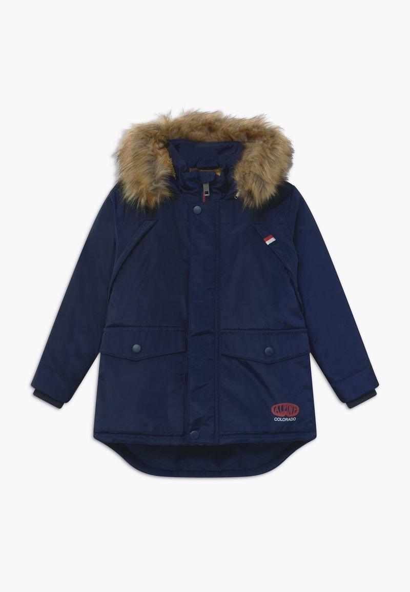 Lemon Beret - SMALL BOYS - Płaszcz zimowy - navy blazer