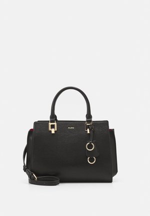 AFERRANDRA - Handbag - black