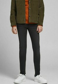 Jack & Jones Junior - Jeans Skinny Fit - black denim - 1