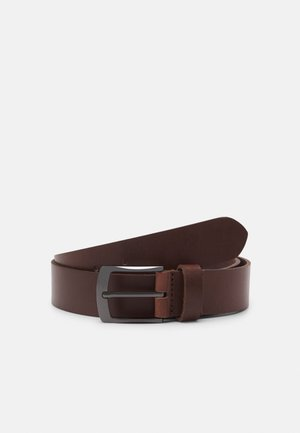 LEATHER - Riem - brown