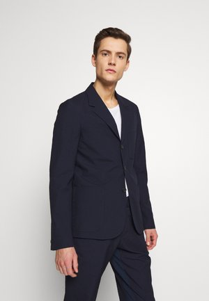 MENS JACKET UNLINED - Sako - navy
