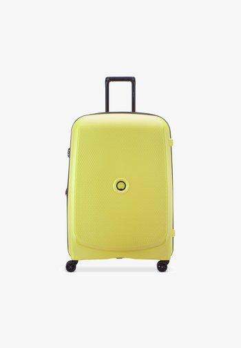BELMONT PLUS  - Wheeled suitcase - gruen chartreuse