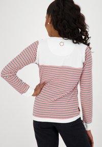 alife & kickin - LEONIE - Long sleeved top - white - 2