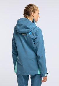 PYUA - Giacca softshell - blue - 2