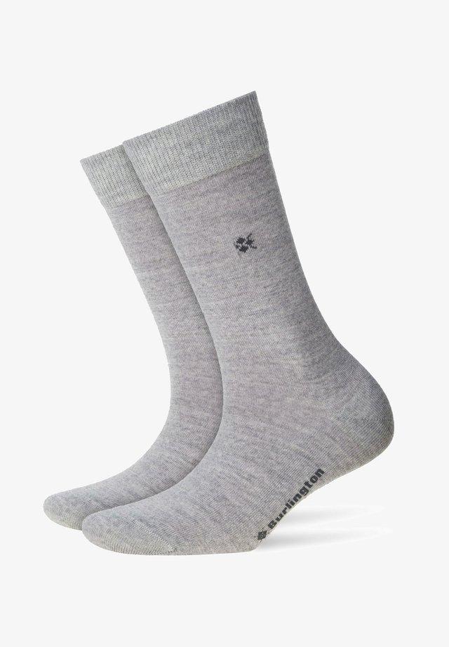 BLOOMSBURY  - Socks - light grey (3770)