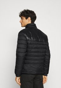 Selected Homme - SLHNATHAN PUFFER - Light jacket - black - 2