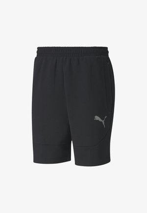 EVOSTRIPE SHORTS - Sports shorts - black