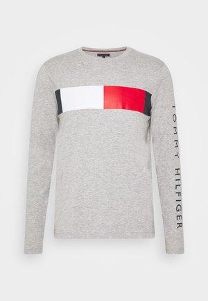 BRANDED - Long sleeved top - grey