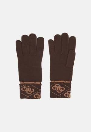 VEZZOLA GLOVES - Gloves - brown