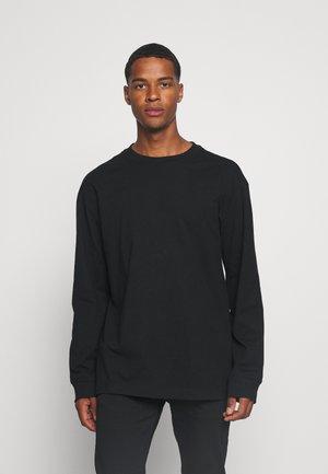 LONGSLEEVE - Långärmad tröja - black