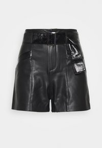 Morgan - SHROCO - Shorts - noir - 0