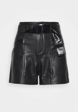 SHROCO - Shorts - noir
