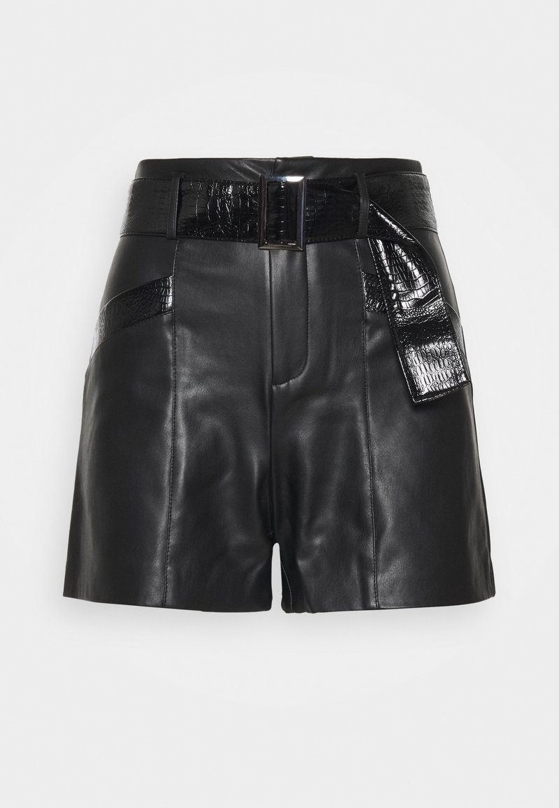 Morgan - SHROCO - Shorts - noir