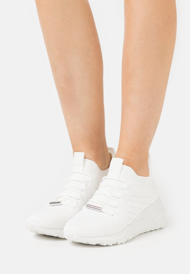 Steve Madden - CELLO - Sneakers basse - white