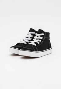 Cotton On - JOEY TRAINER UNISEX - High-top trainers - black - 1