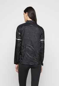 ONLY PLAY Tall - ONPONAY TRAINING JACKET  - Summer jacket - black - 2
