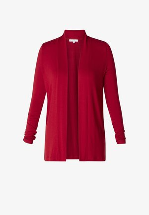 YAYLA - Cardigan - warm red