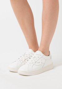 Pinko - LIQUIRIZIA - Baskets basses - bianco - 0