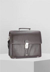 Alassio - Briefcase - brown - 0