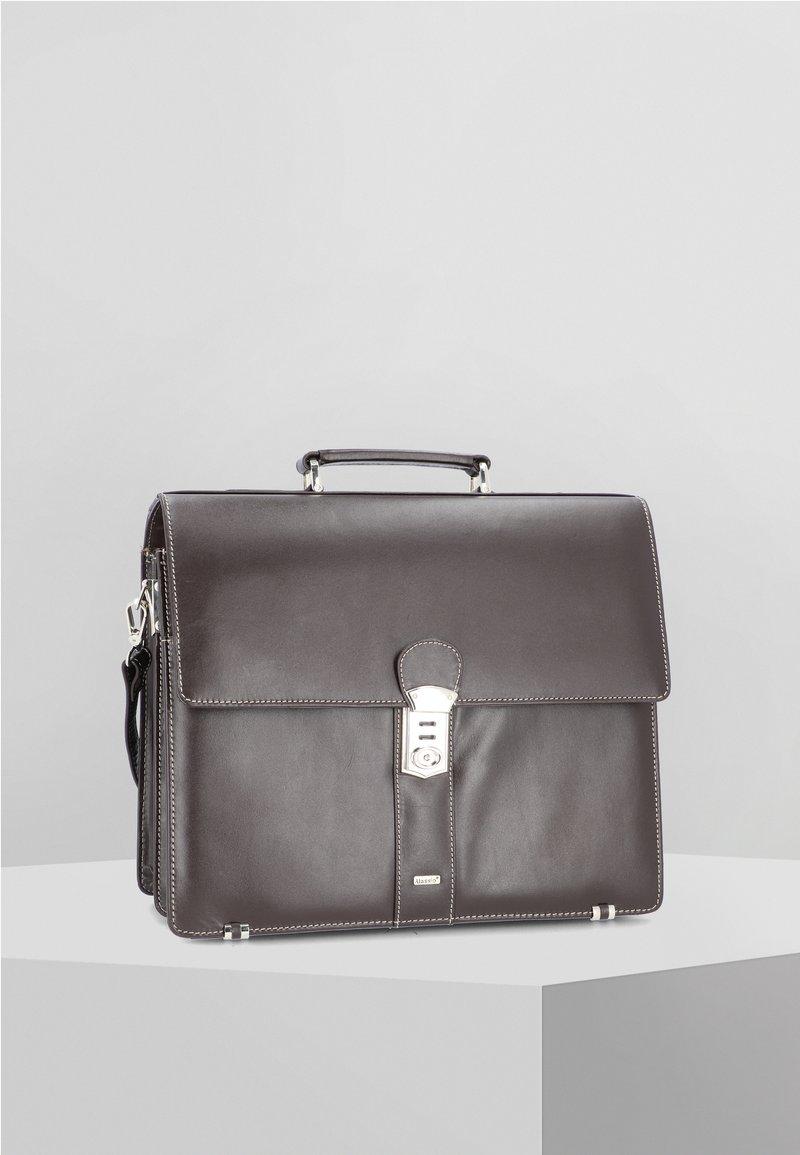 Alassio - Briefcase - brown