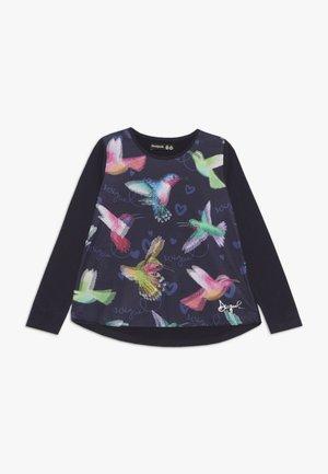 COLIBRI - Maglietta a manica lunga - navy