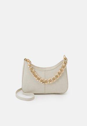 CHAIN XBODY - Handbag - cream