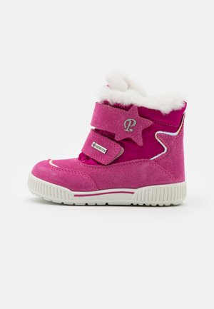 Winter boots - rose pink