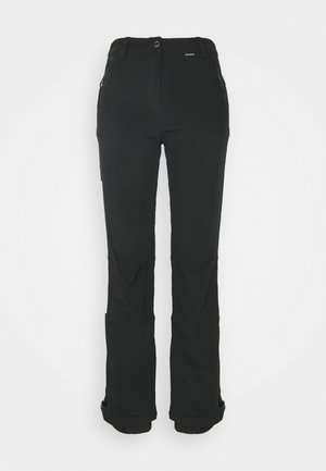 FRECHEN - Snow pants - black