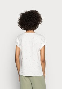 Esprit - T-shirt con stampa - offwhite - 2