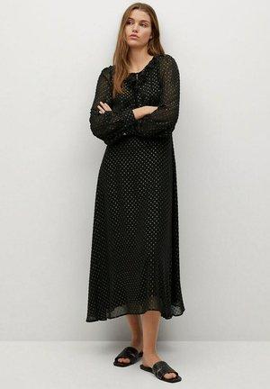 DOTS-A - Denní šaty - schwarz