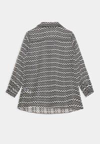 Wallis - MONO AZTEC - Button-down blouse - mono - 1