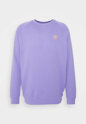 ESSENTIAL CREW - Sweatshirts - light purple