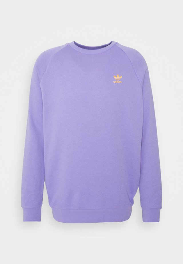 ESSENTIAL CREW - Sweatshirt - light purple