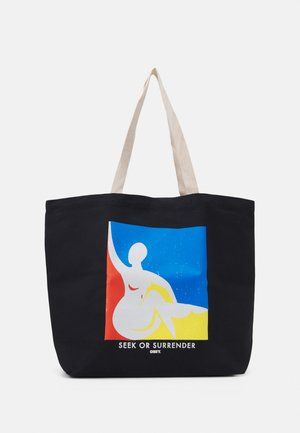 JULIA UNISEX - Tote bag - black