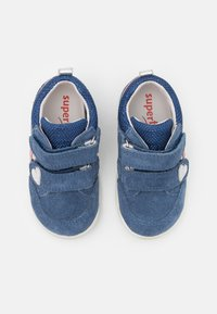 Superfit - AVRILE MINI - Touch-strap shoes - blau/rosa - 3