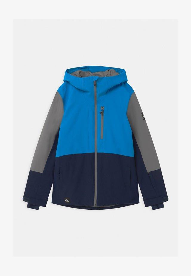 AMBITI YOUTH UNISEX - Snowboard jacket - brilliant blue
