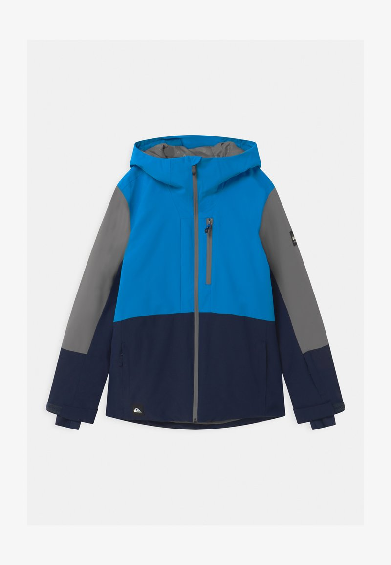Quiksilver - AMBITI YOUTH UNISEX - Snowboard jacket - brilliant blue