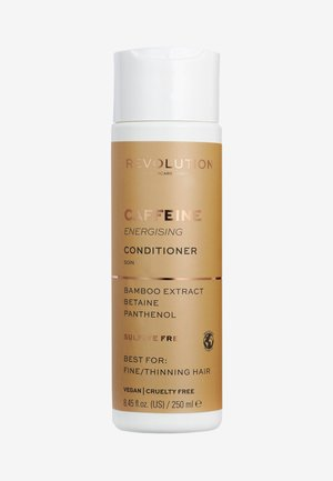 HAIRCARE CAFFEINE ENERGISING CONDITIONER FOR FINE HAI - Conditioner - -