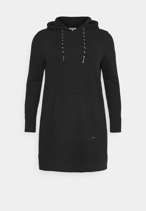 CARETTA LIFE DRESS - Hverdagskjoler - black